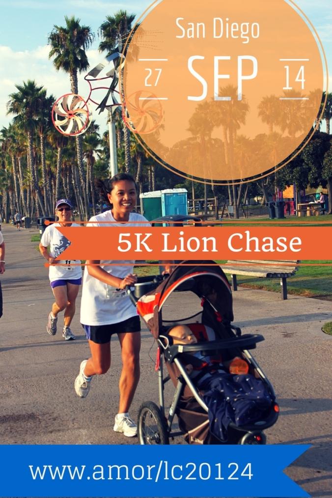 Lion Chase 5K